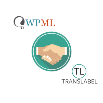 Partnership WPML Translabel